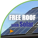 FREE ROOF with Solar!